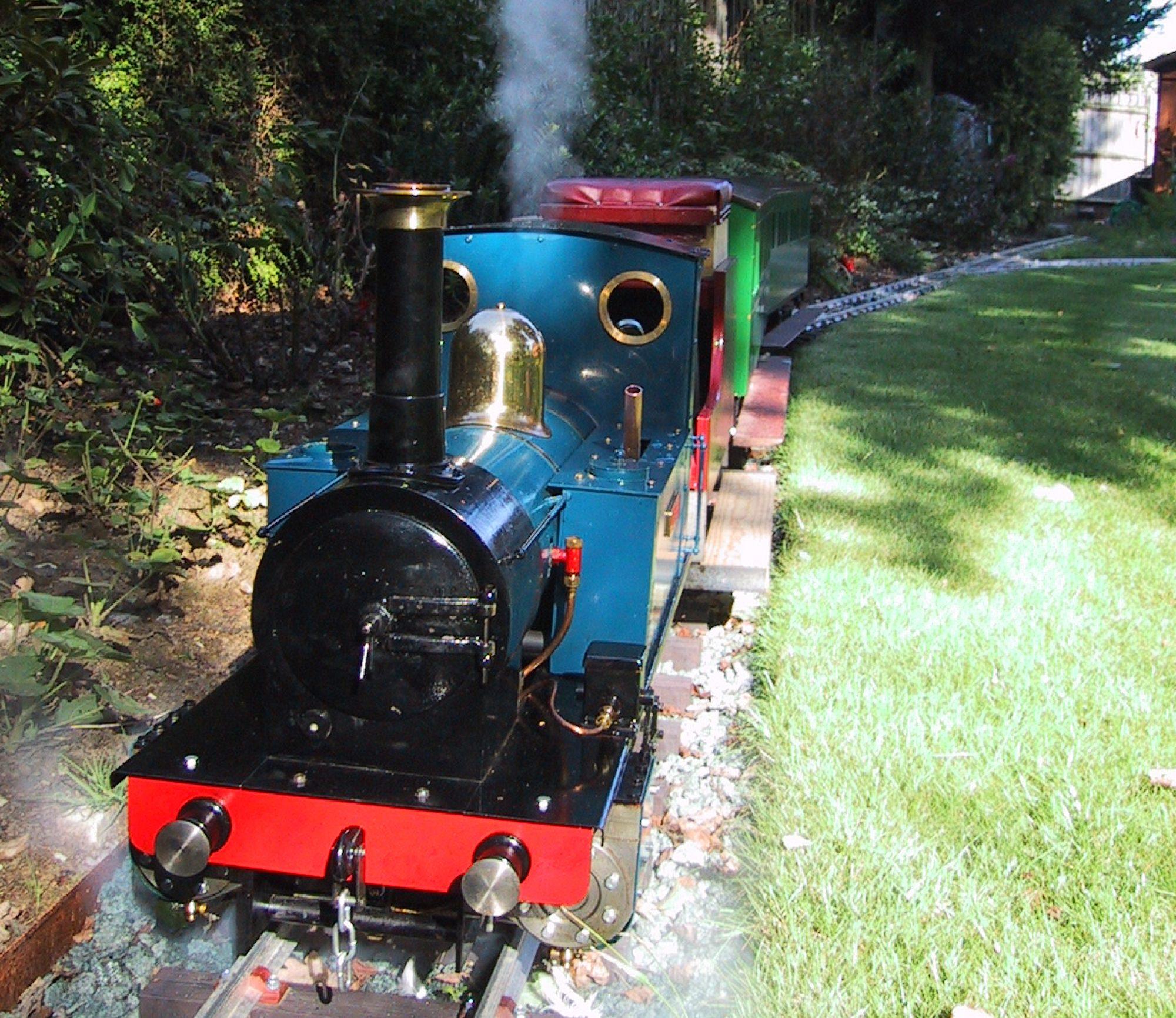 Rushmere Railway